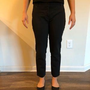 Black LOFT trousers size 4